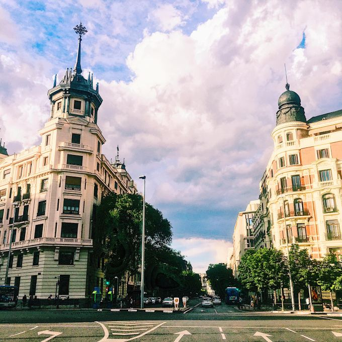 Milestones, Monuments, Madrid